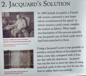 Jacquards Solution