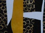 Mustard Rings - detail Christine Seager
