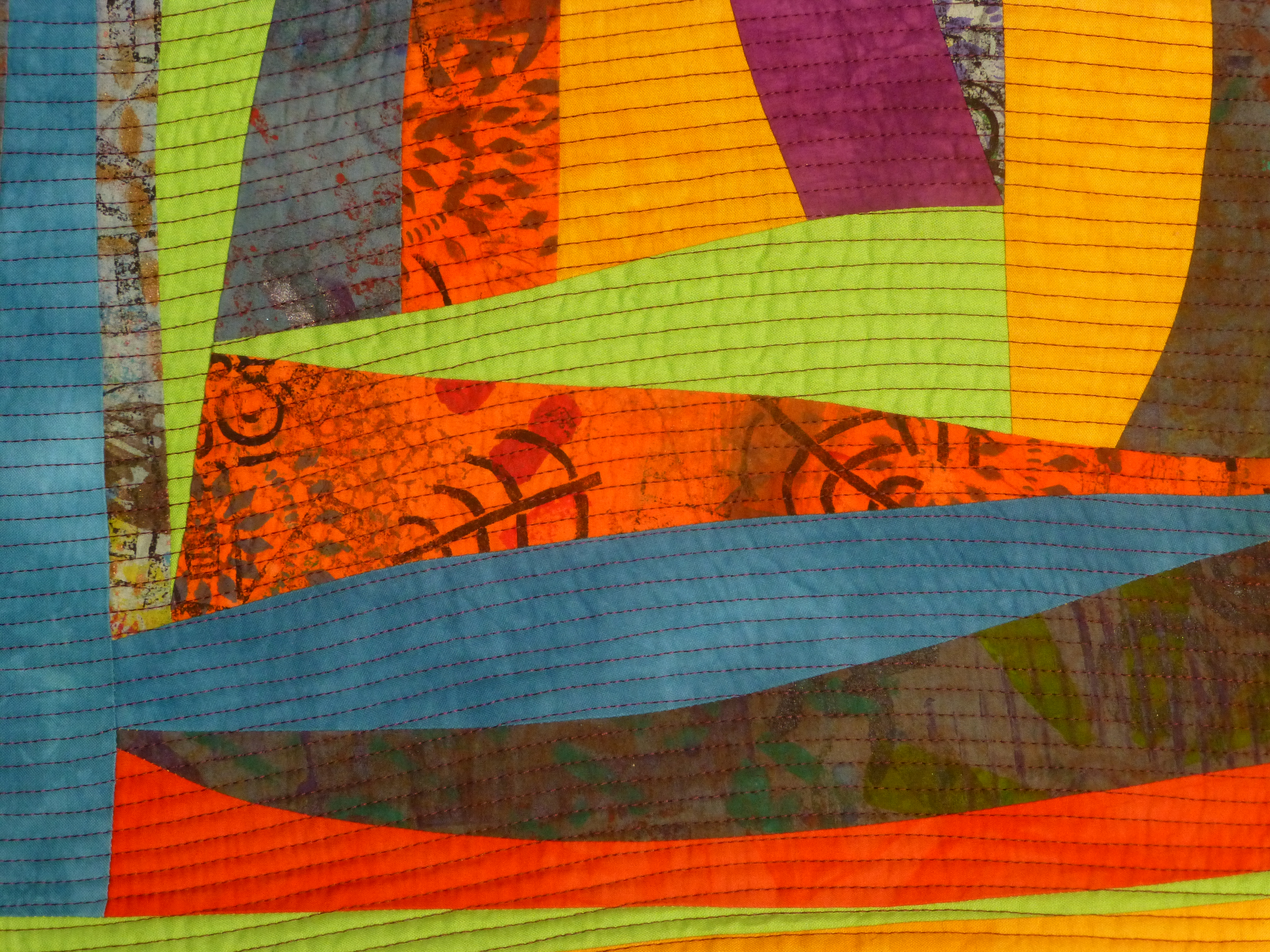 Taste of India detail - Christine Seager